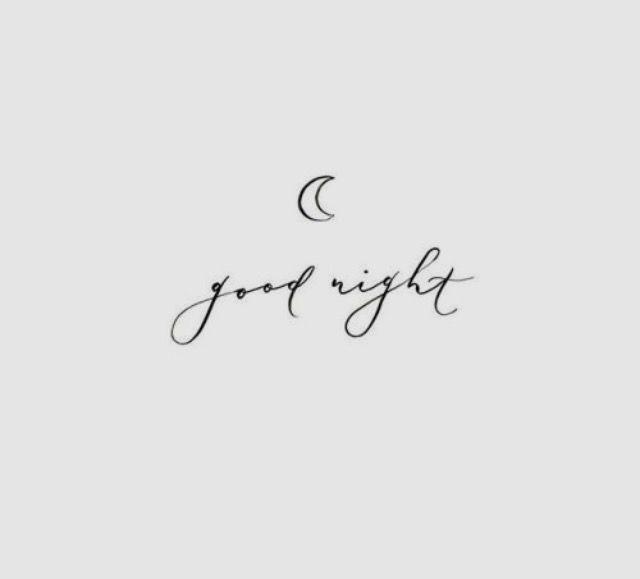 Goodnight Good Night Arabic Calligraphy Calligraphy