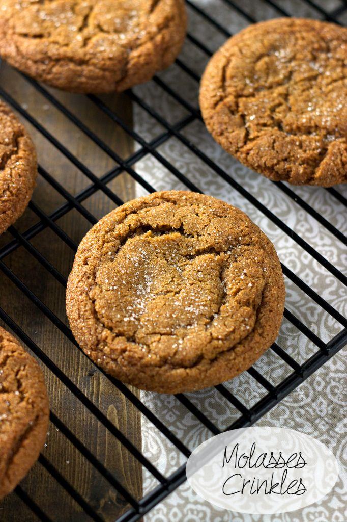 recipe: molasses crinkles recipe butter [20]