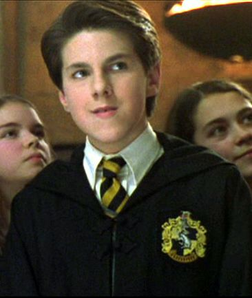 Justin Finch Fletchley Harry Potter Wiki Harry Potter Characters Harry Potter Series
