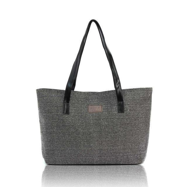 Everyday Style Canvas Tote Bag