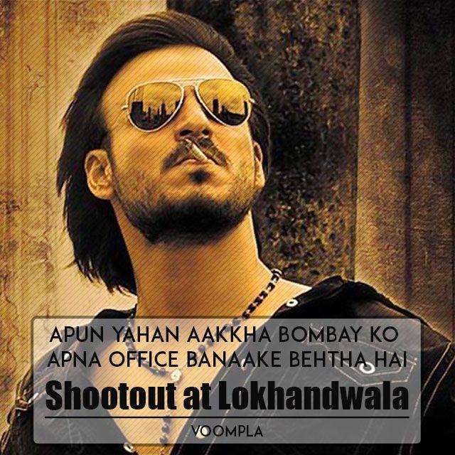 Shootout at Lokhandwala Dialogues: Vivek Oberoi and Sanjay ...