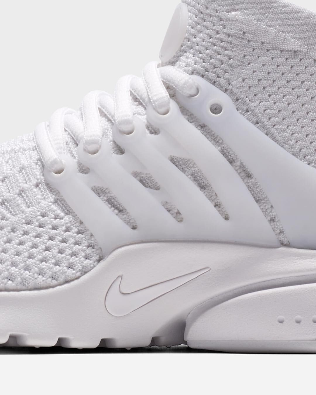 The Air Presto s signature midfoot cage adds support atop a redesigned  Flyknit upper. The women s Air Presto Ultra Flyknit arrives at nike.com  presto and ... b69416eeb