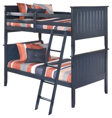 Leo 3-Piece Twin over Twin Bunk Bed by Ashley HomeStore