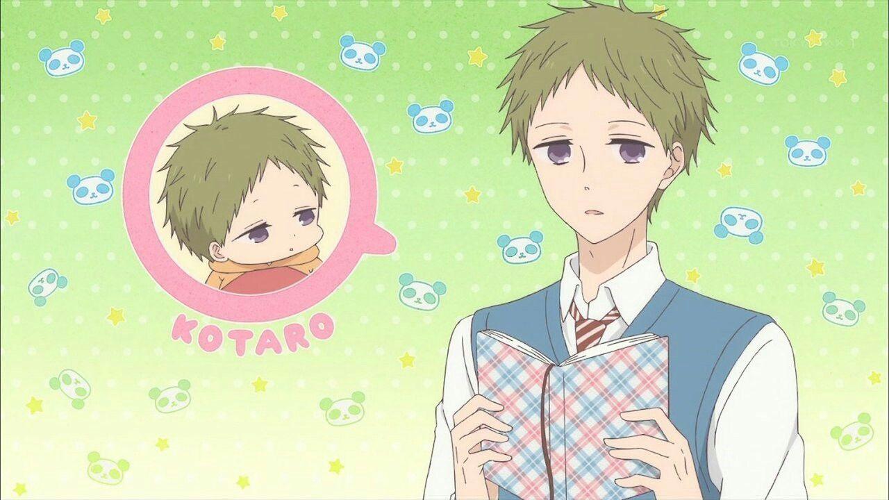 Pin By C Y She On Gakuen Babysitters Gakuen Babysitters Anime Baby Babysitter