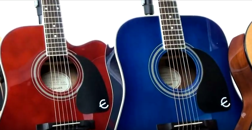 Go PRO-1 and discover how easy it can be to learn guitar! http://www.epiphone.com/News/Features/2016/Epiphone-s-PRO-1-Collection.aspx