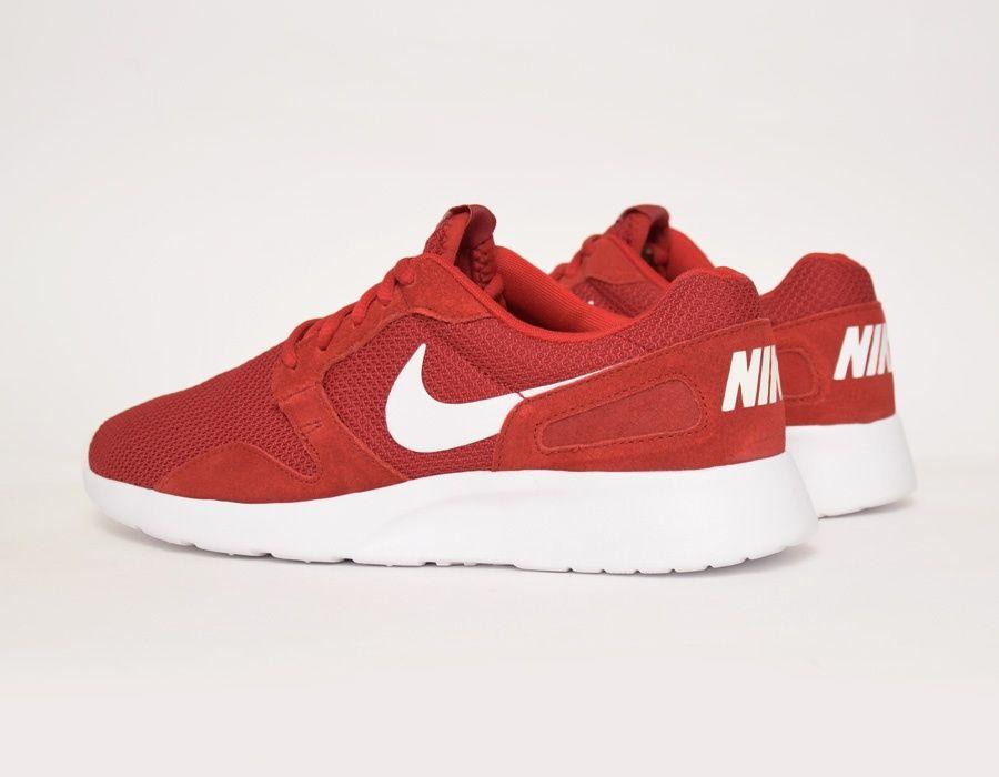 new arrival 00792 23d61 Nike Kaishi Red sneakers  FRESH KICKS☆  Pinterest  Nike, Sneakers and  Shoes