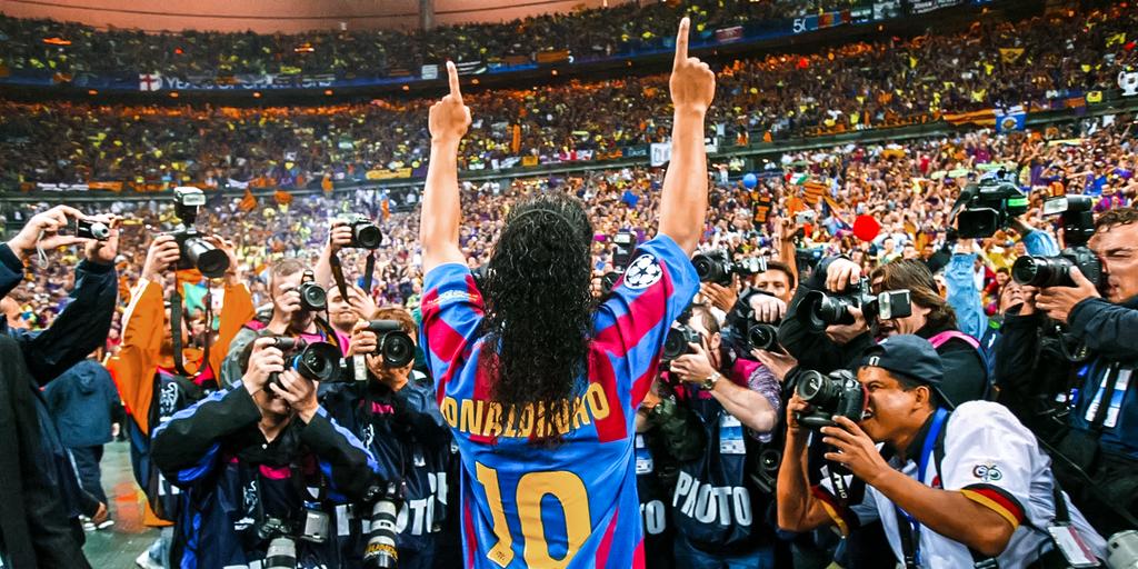 @FCBarcelona_es Seguro que sí. Ojalá el sábado el Barça pueda  levantar su quinta Champions League de su historia!