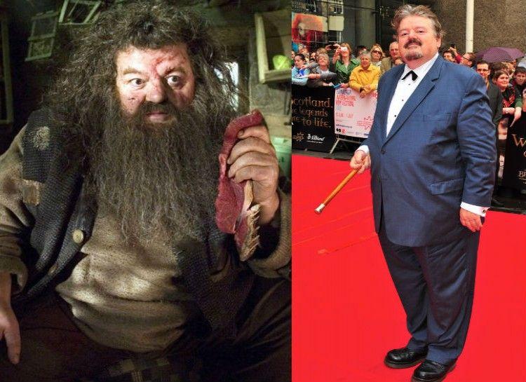 Hagrid Schauspieler