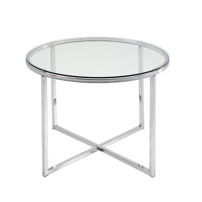 Kieran Side Table Wayfaircouk Furniture Pinterest - Wayfair glass side table