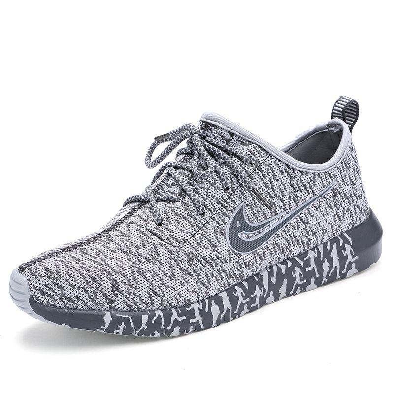 2016 Mens Trainers Shoes Black Blue Shoes Men Sport Lightweight Trail Running Shoes Men Summer Autumn Men Designer Sneakers Sepatu Lari Musim Gugur Sepatu