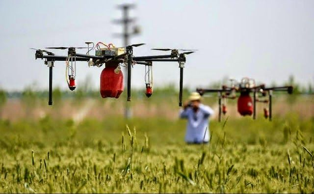 Open Source Science and Technology News: Can Drones Be Used