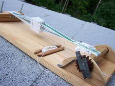 How To Make A Tablet Loom Google Search Loom Weaving Card Weaving Weaving Loom Diy