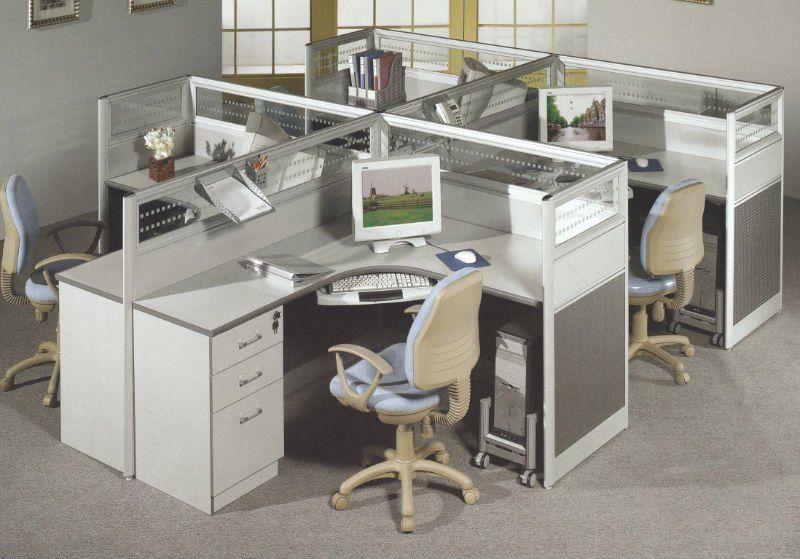 cubicle office space. Modern Aluminum Cubicle · Office SpacesModern Space