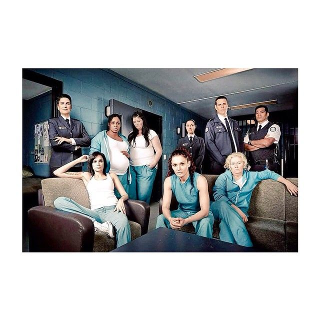 Wentworth cast