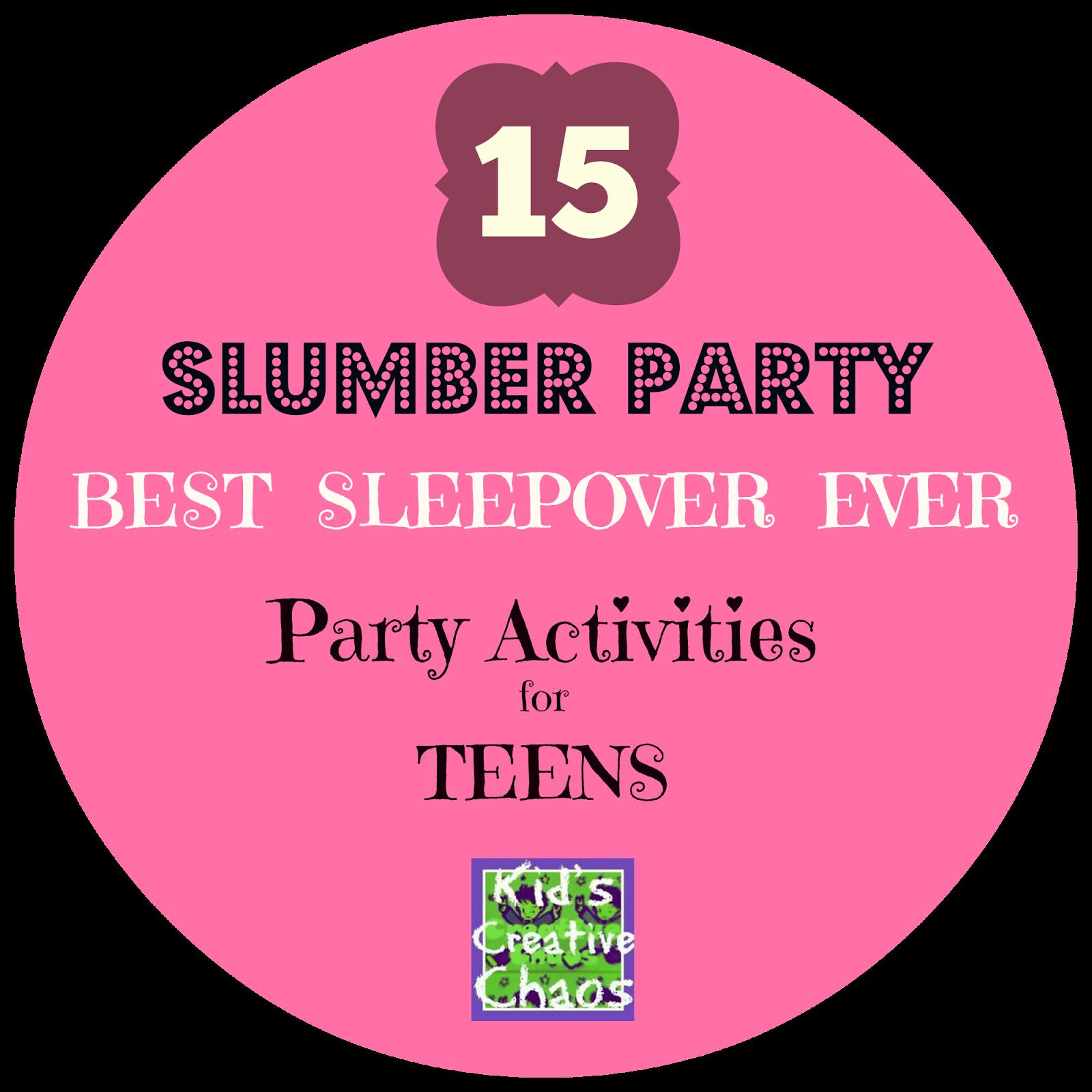 sleepover ideas girls on pinterest girl sleepover games slumber party crafts and girl sleepover. Black Bedroom Furniture Sets. Home Design Ideas