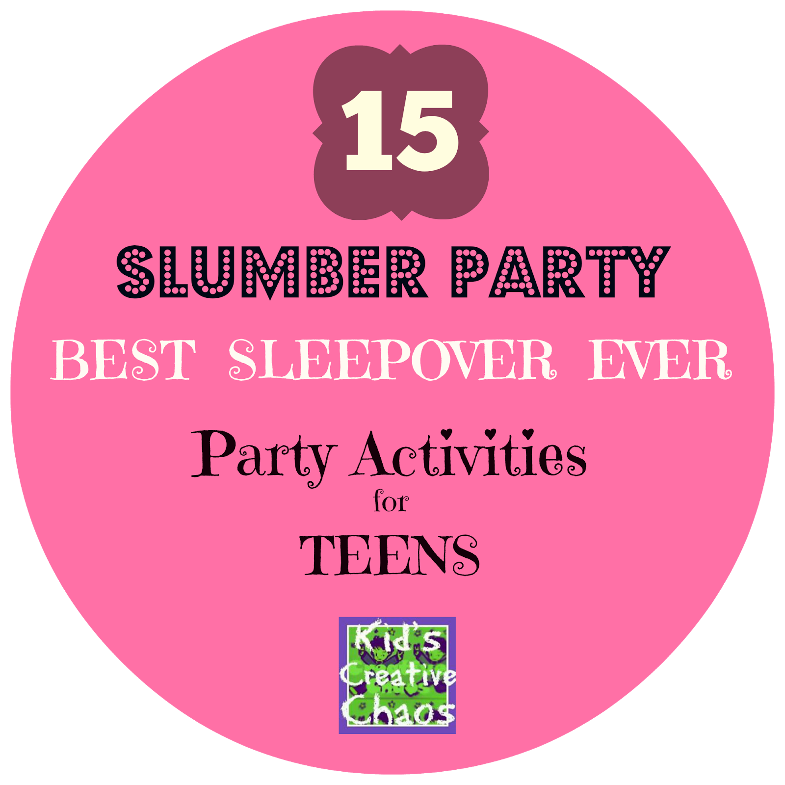 Unique Sleepover Games for Girls That Scream Fun and Enjoyment ...