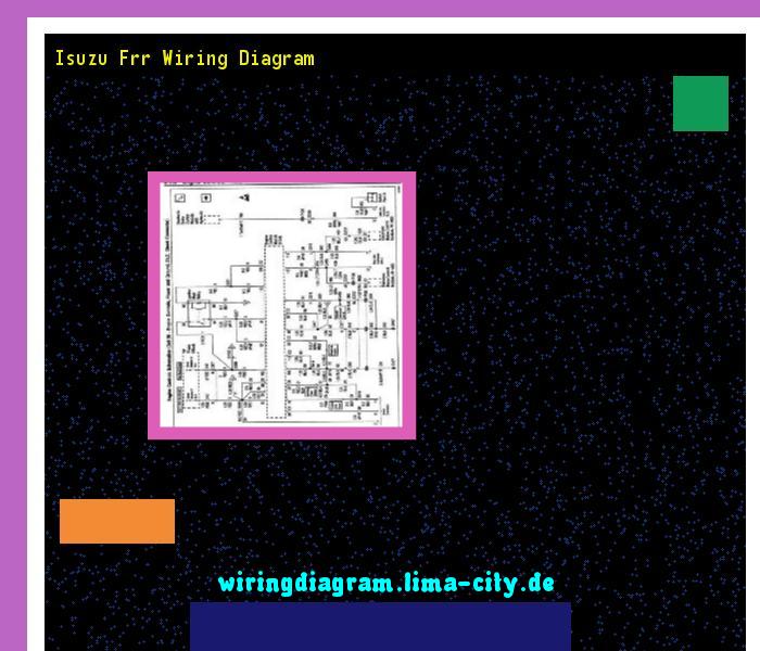 isuzu frr wiring diagram wiring diagram 174559  amazing