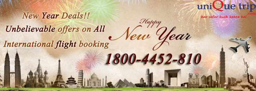 New Year Deals!! Unbelievable offers on All International