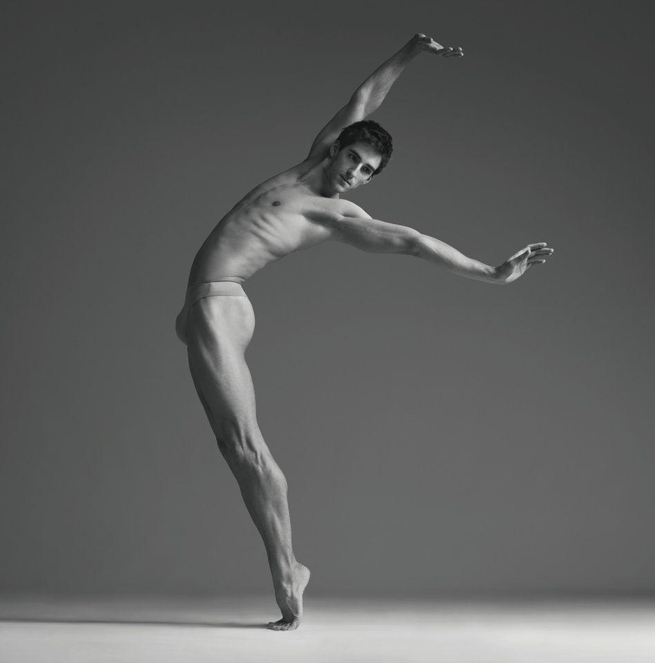 Naked saudi dancing man