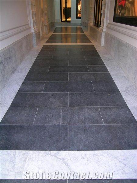 Bathroom Belgian Blue Stone Floor