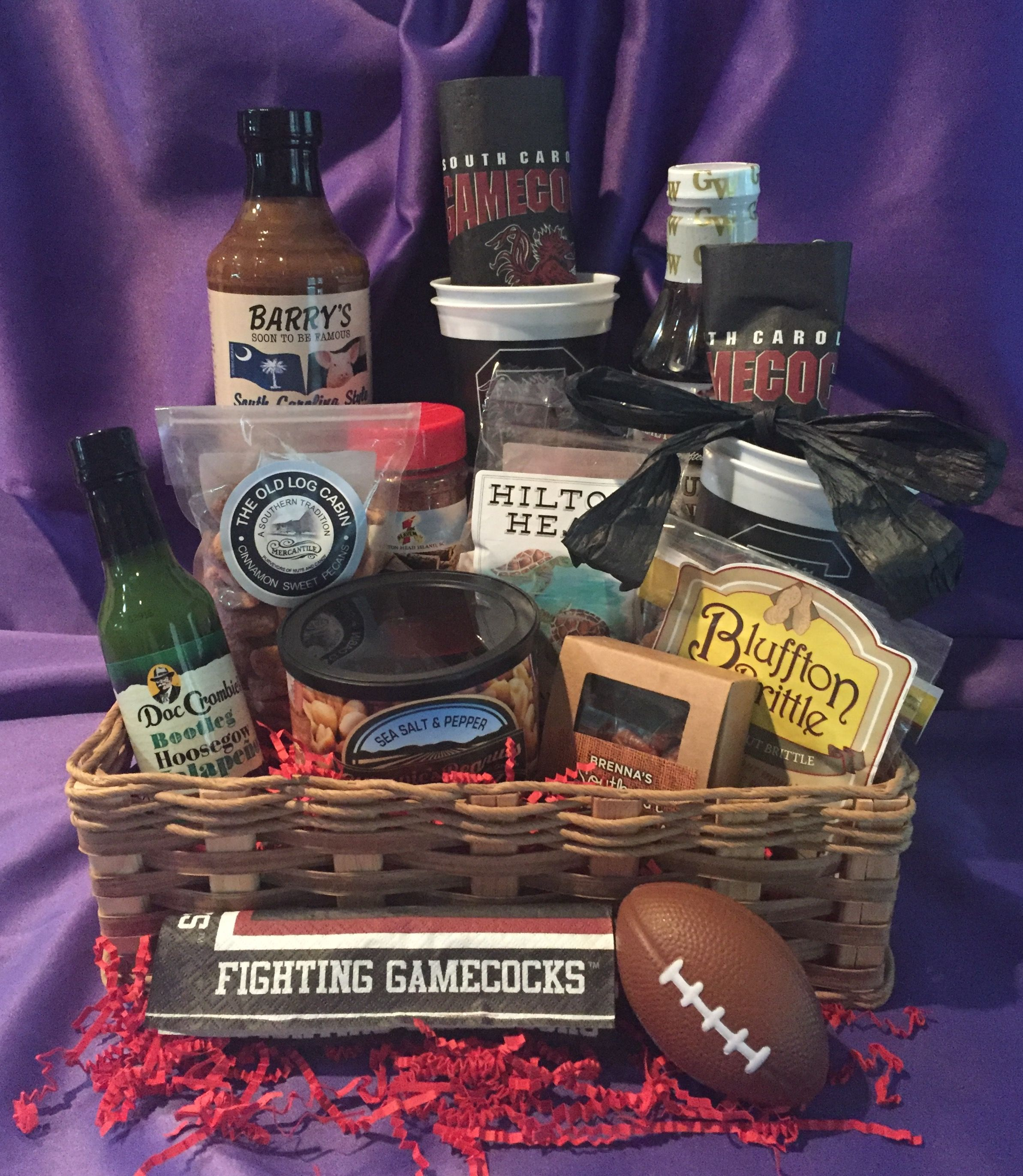 Tailgate NCAA Football Gift Basket (Large)                                                                                                                                                     More