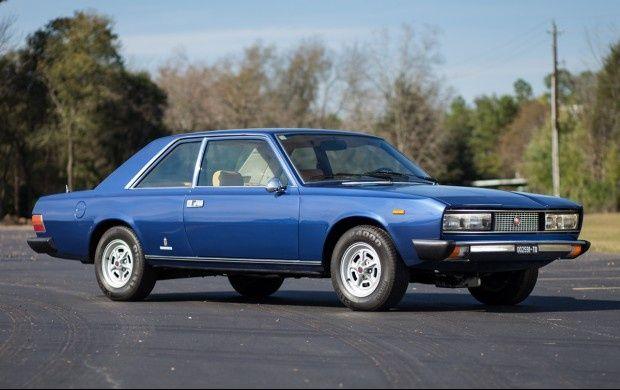 1973 Fiat 130 Classic Driver Market