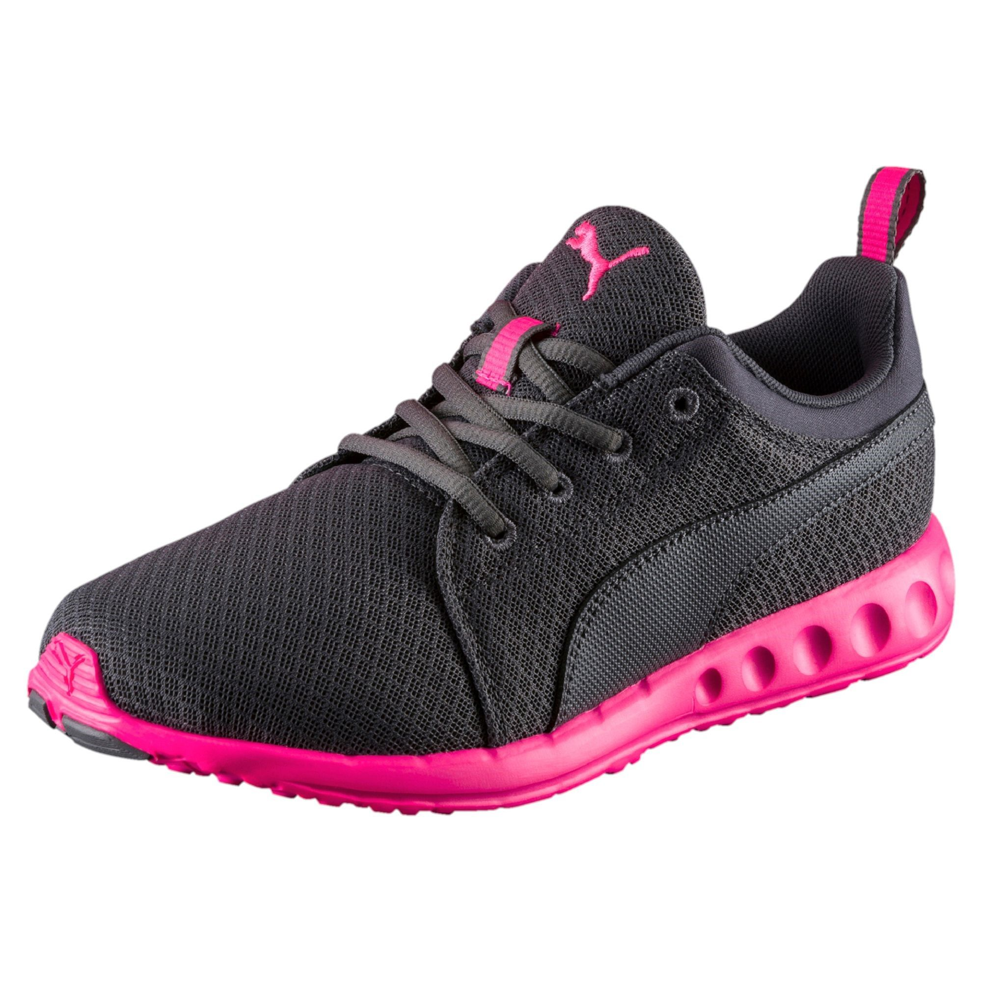Puma Carson Mesh Kadın Koşu Ayakkabısı Gri 18902506