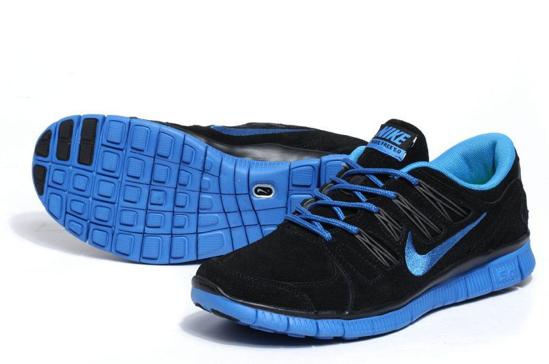 nike shoes black and blue women's nikes 836588