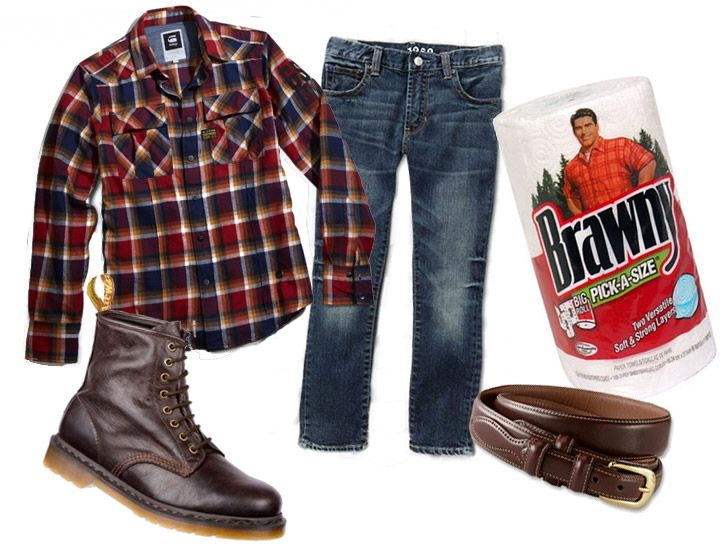 7 last minute halloween costumes hiding in your closet - Halloween Costumes You Already Own