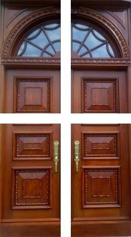 wooden_doordesign