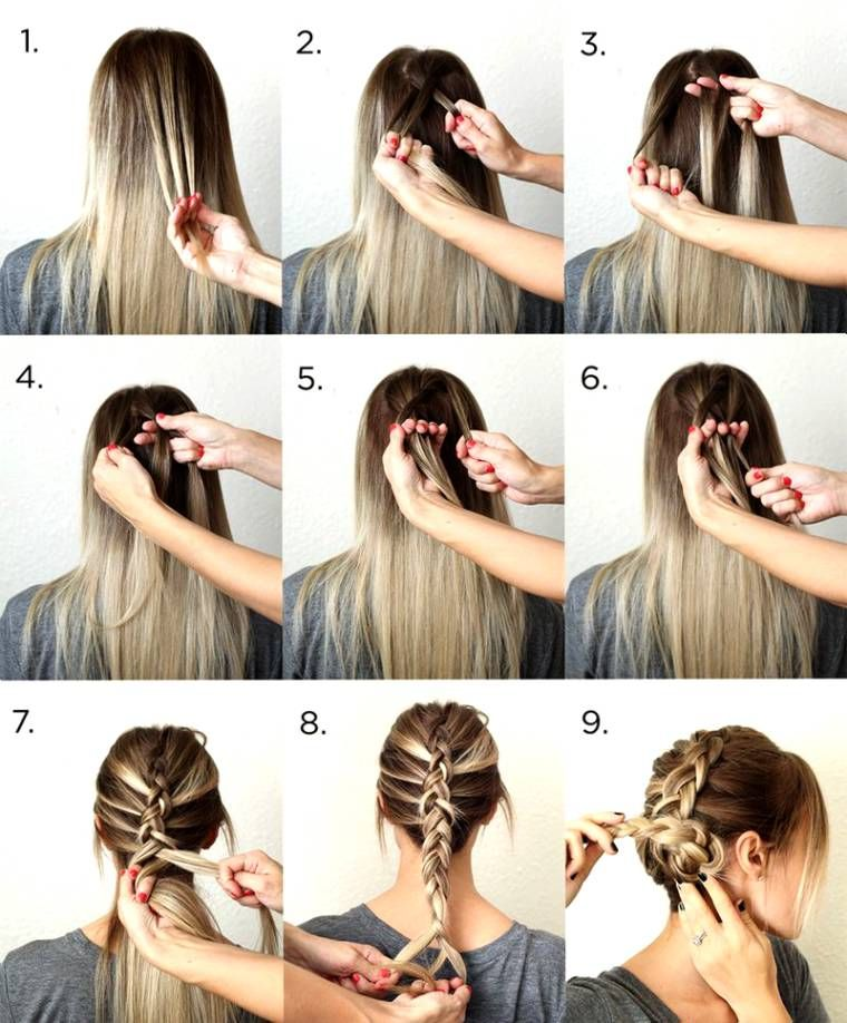 Easy Hairstyles To Do Yourself For School Excellence Hairstyles