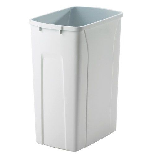 21 Qt Large Open Wastebasket Classy Replacement Plastic Waste Bin 20 Quart Knape & Vogt Httpwww Inspiration Design