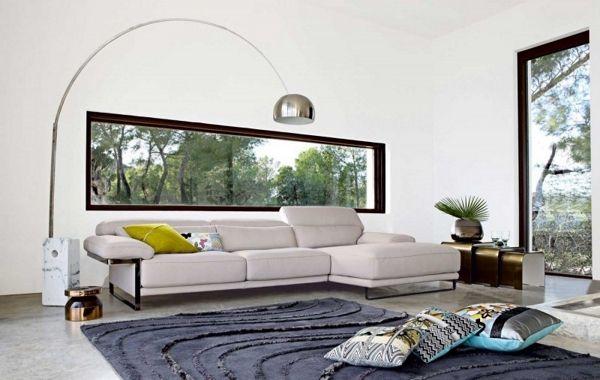 Elegant Wohnzimmer   Stilvoll Design Ideen