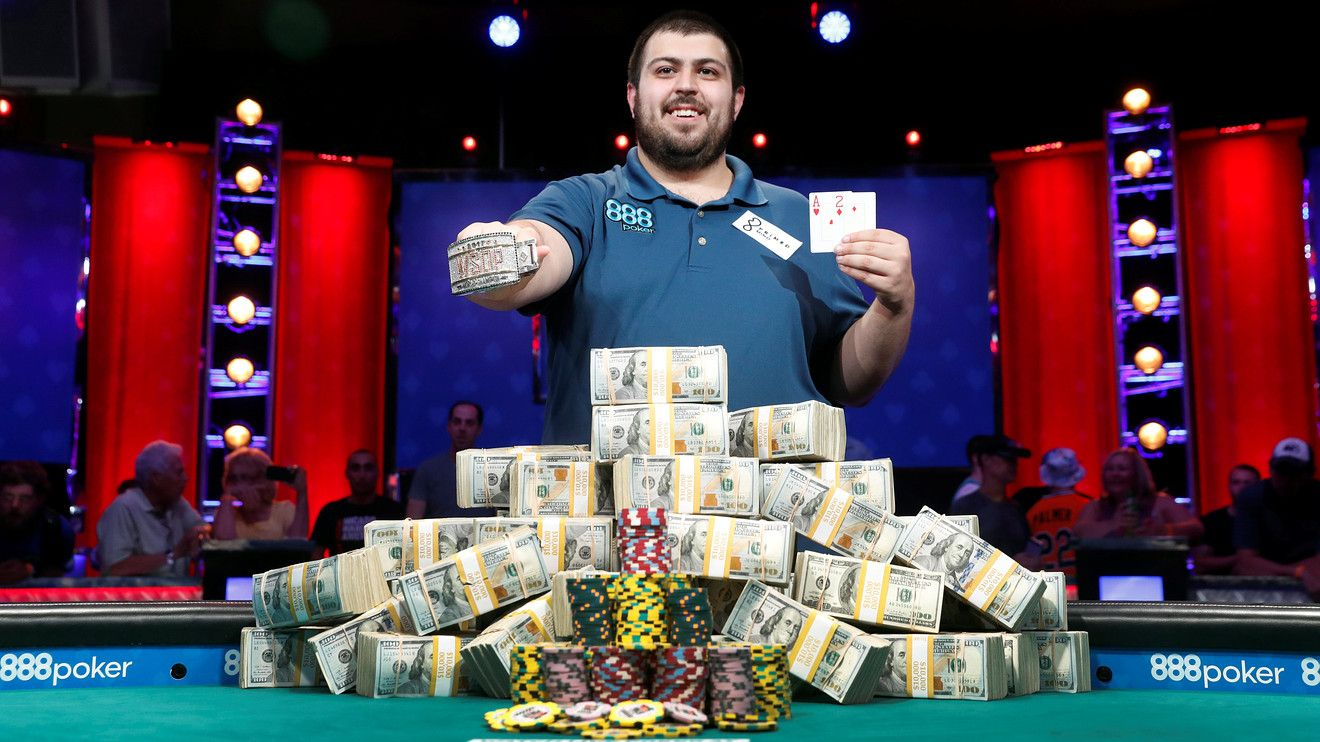 How to turn 60 into 40,000 Invest in a poker player and