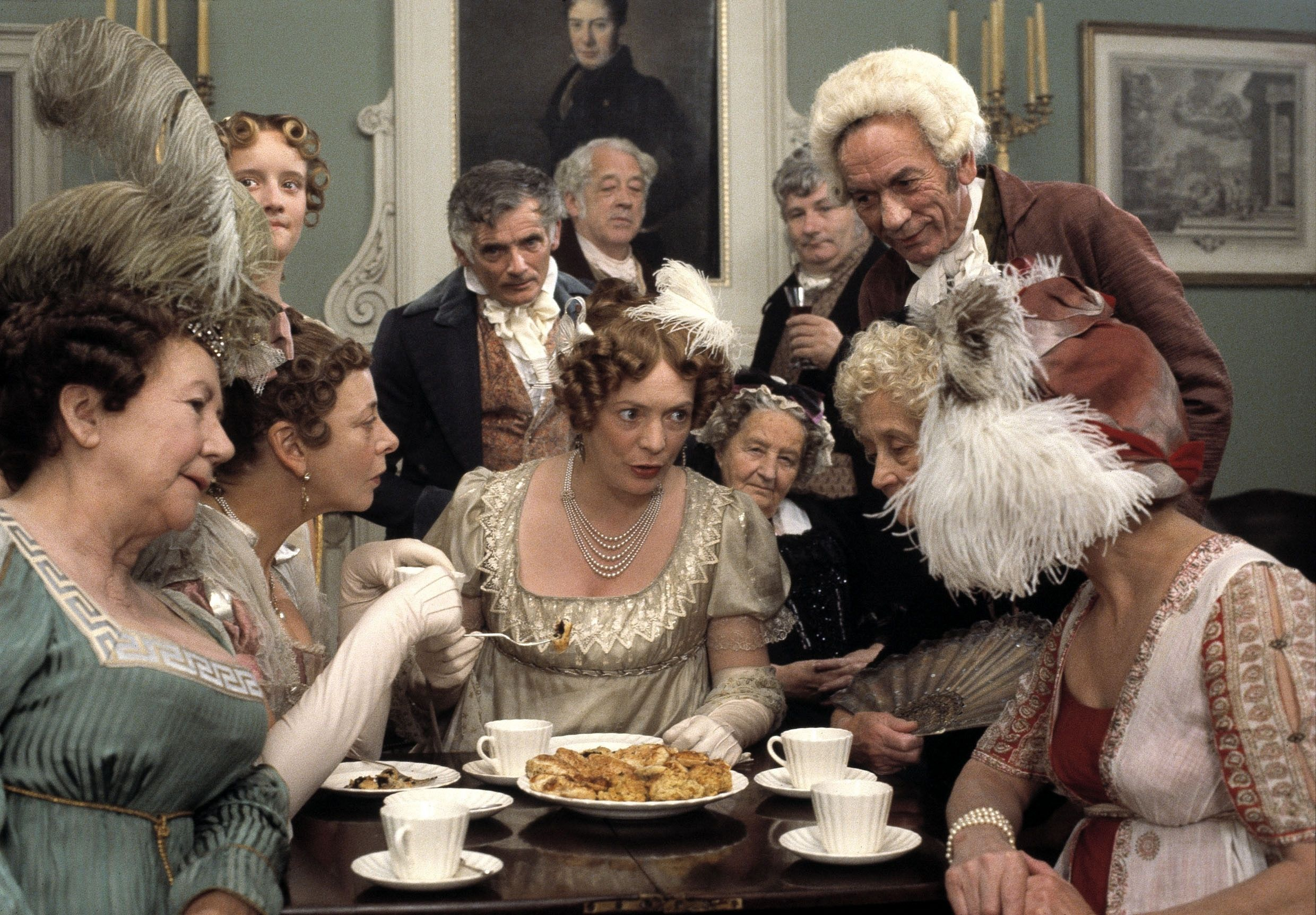 Alison Steadman Movies And Tv Shows 12 things you didn't know about pride and prejudice   pride