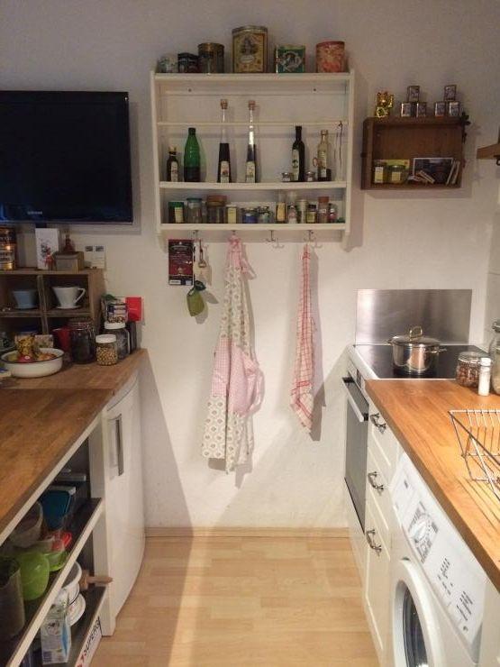 Voll möblierte, ausgestattete Wohnung in Ehrenfeld 1