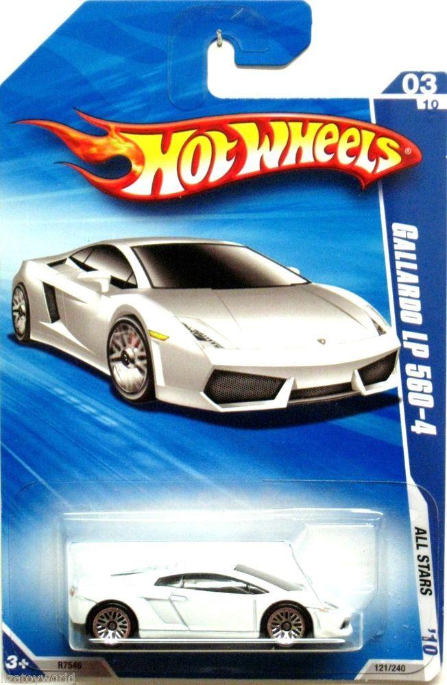 Lamborghini Gallardo Lp 560 4 Superleggera Hot Wheels 2010 All Stars
