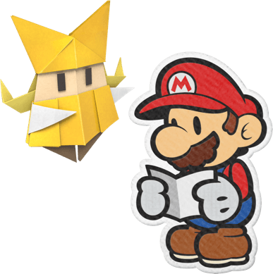 Paper Mario And The Origami King