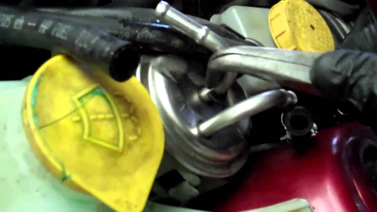 Subaru Fuel Filter Replacement Diy Video By Briansmobile1 Thanks 2006 Fuse Box