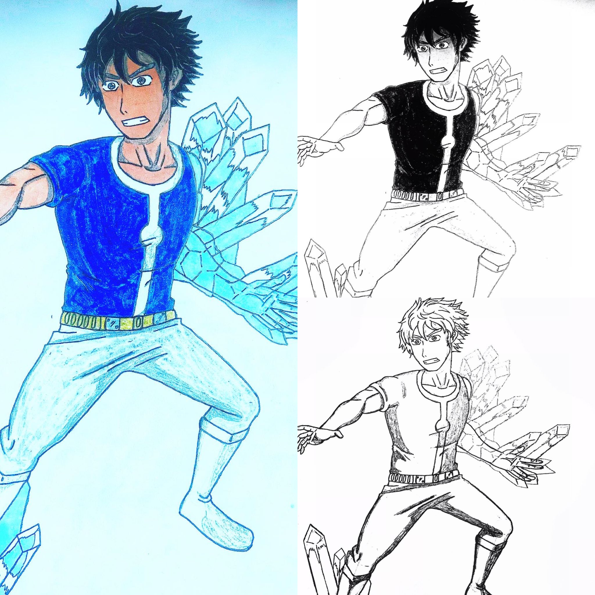 Pin by Jovan's Manga Project on Jovan's Manga Project in