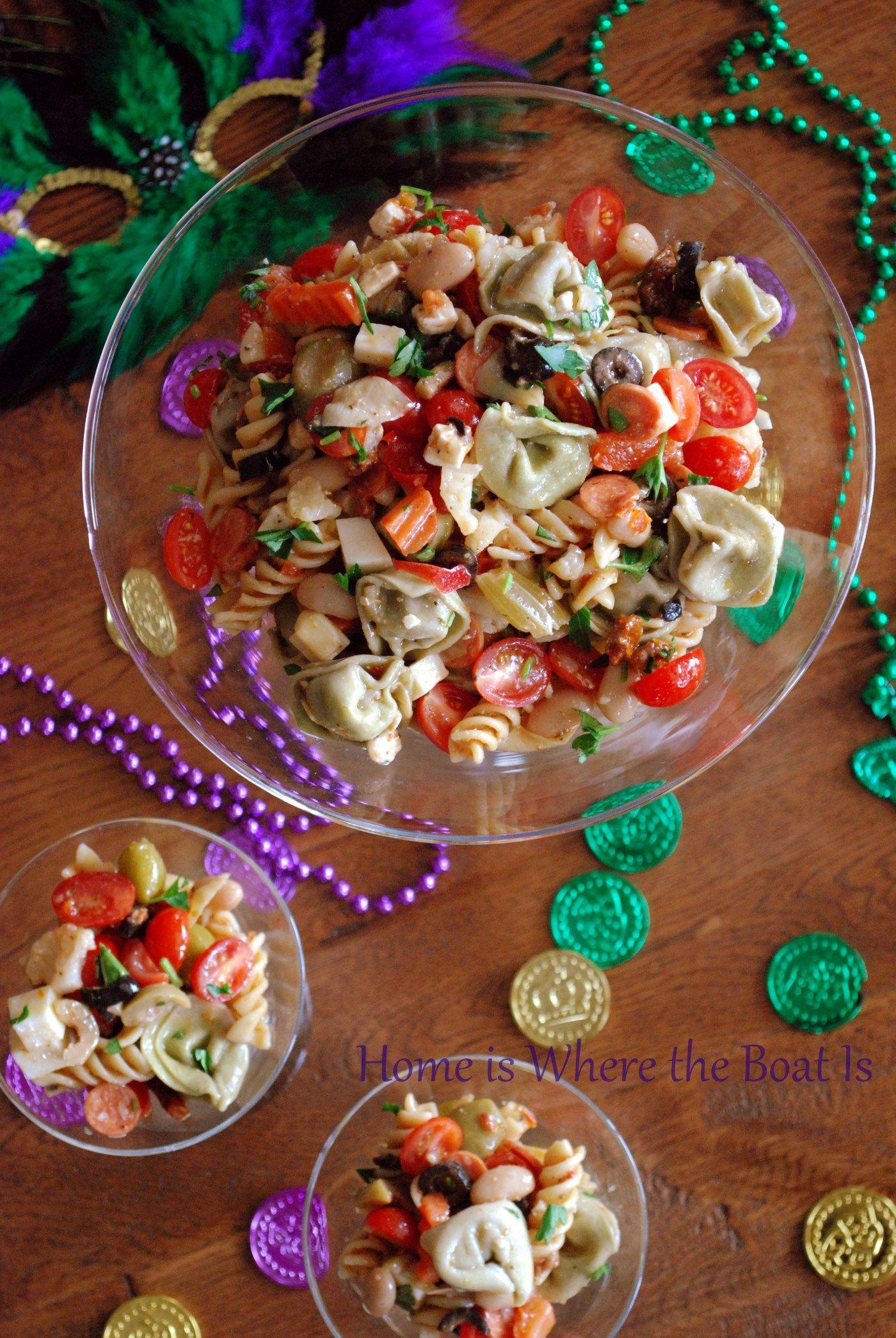 A PreMardi Gras Celebration Mardi gras food, Mardi gras