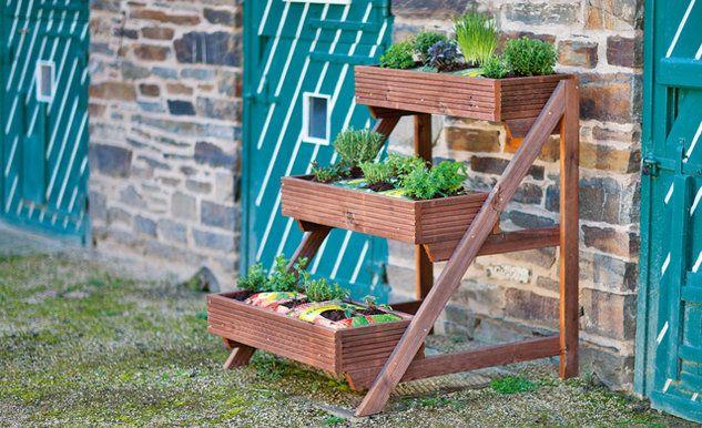 Pflanzenregal Gardens, Garten and Flowers - garten selbst anlegen