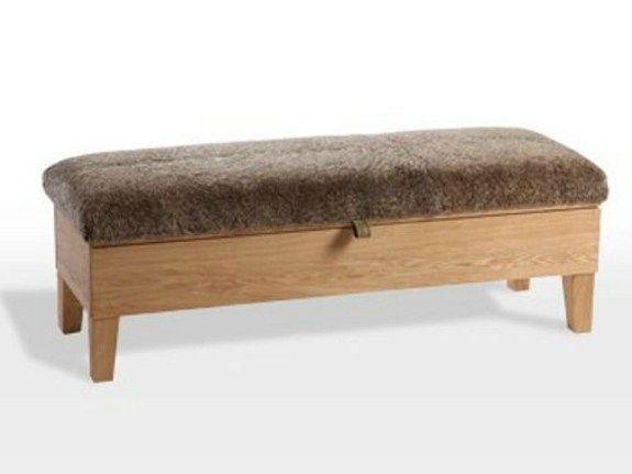 Panca Contenitore Legno : Panca contenitore in legno enok by givarps arredamento