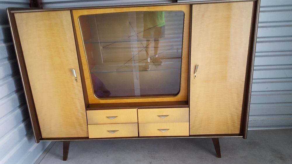 Mid Century 1940\'s German (Schrank) known as a Shrunk / Cabinet ...