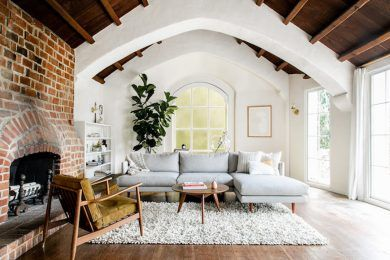 Cool california home theeverygirl also step inside this effortlessly giving us major decor envy rh pinterest