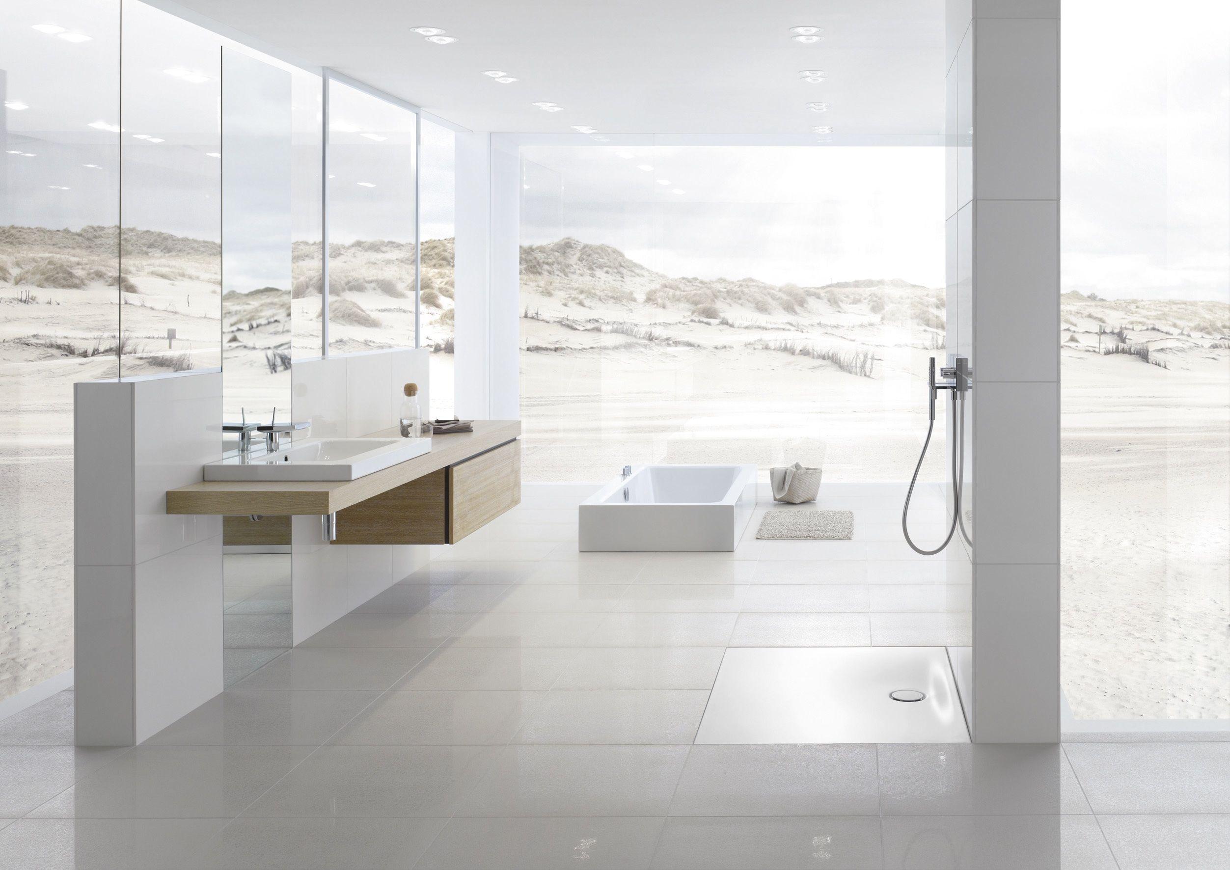 bette inloopdouche met waterafvoer aan de rand product. Black Bedroom Furniture Sets. Home Design Ideas