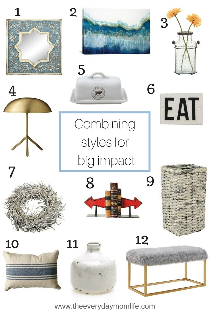 Combining Home Decor Styles For Interior Personality All Your Own Shop Zulily To Find All