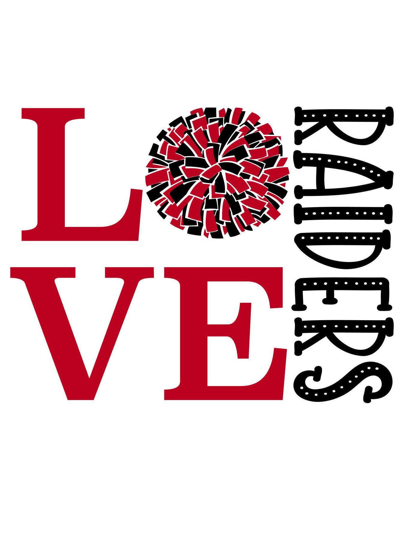 Download Love Raiders Cheer SVG | School spirit shirts, Spirit ...