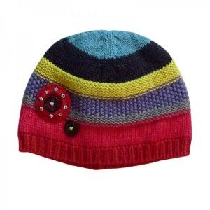 Catimini Labo Colorful Beanie Hat