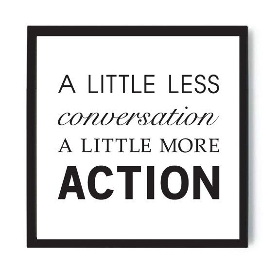 Elvis A Little Less Conversation By Shortandsweetshop On Etsy